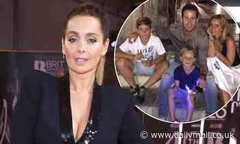 Louise Redknapp reveals divorce gave her the courage to restart music career
