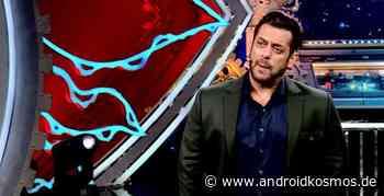 Bigg Boss 14 schriftliches Update Wochenende Ka Vaar Tag 21: Salman Khan scherzt über seine Zeit im Gefängnis, Nikki beendet die Freundschaft mit Jaan - AndroidKosmos.de