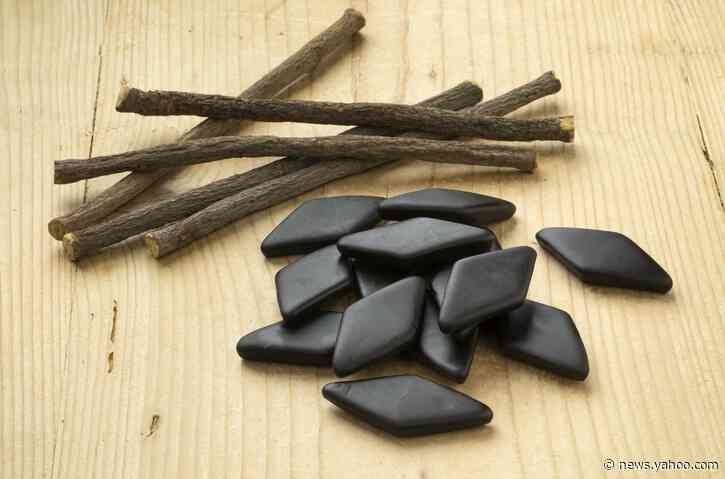 The spooky and dangerous side of black licorice