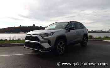 RAV4 Prime 2021: on s'approche de la perfection