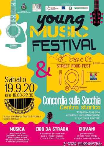 A Concordia sulla Secchia arriva lo Young Music Festival & C'era e c'è Street Food Fest - SulPanaro | News - SulPanaro