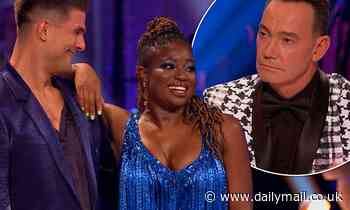 Strictly's Clara Amfo brushes off being called 'stompy' by 'harsh' judge Craig Revel Horwood
