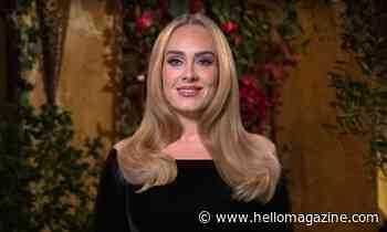 Adele's off-shoulder tuxedo top had SNL fans swooning