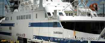Le NM Saaremaa non disponible pour encore quelques jours