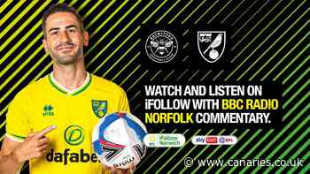 How to watch: Brentford v Norwich City