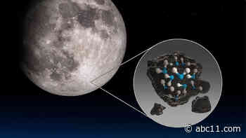 The moon may contain more water than previously believed, NASA studies find