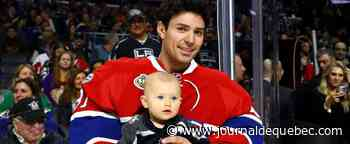 Le gardien du Canadien Carey Price est père pour la troisième fois