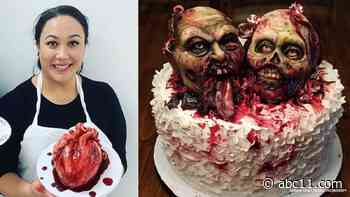 Meet the Houston cake artist behind these creepy creations