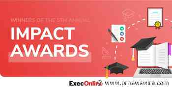 ExecOnline Announces The Winners Of The 2020 Impact Awards