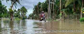 Le typhon Molave traverse les Philippines, 70 000 personnes évacuées