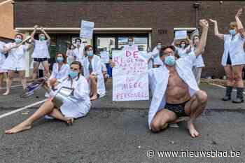 """Geneeskunde voor het Volk: """"De regering laat ons in de kou staan!"""""""