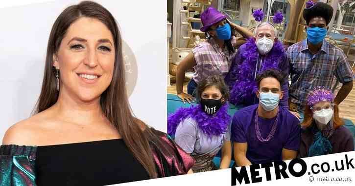 Life after The Big Bang Theory: Behind-the-scenes of Mayim Bialik's Miranda reboot – Call Me Kat
