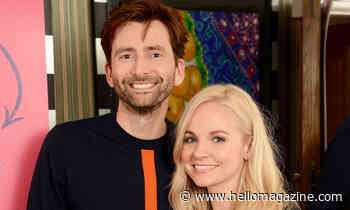 David Tennant's daughter showcases artistic skills with epic makeover