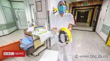 Covid: Belgian doctors with coronavirus asked to keep working