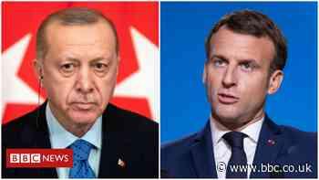 Turkey's Erdogan urges French goods boycott amid Islam row