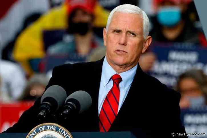 Democrats ask Pence not to attend Barrett vote after aides tested positive for COVID-19