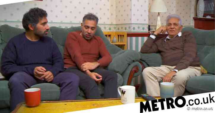 Gogglebox's Sid Siddiqui blushes as fans praise his new hairdo: 'It looks amazing on you'