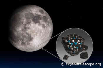 Water on the Moon Isn't Just at the Poles