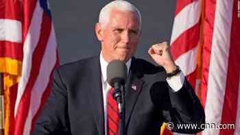 Pence skips recommended self-quarantine but changes plans