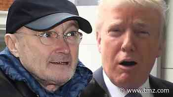 See Phil Collins' Cease Desist Letter to Trump Over 'In The Air Tonight'