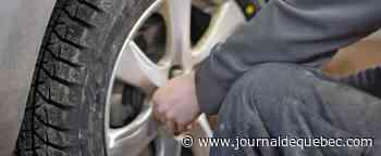 Manque de pneus au Saguenay
