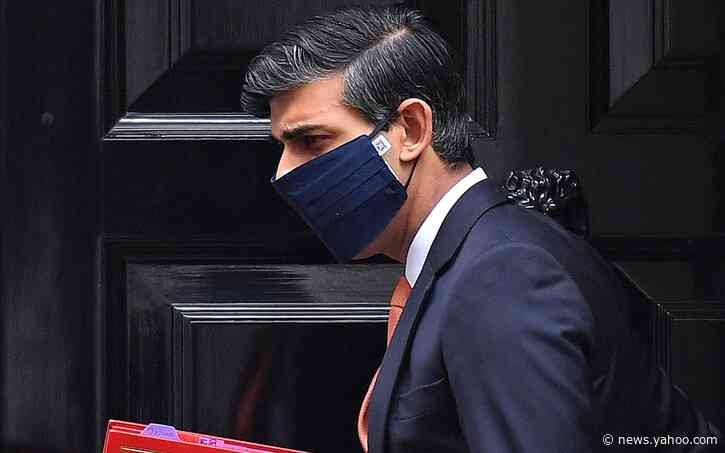'Mask tax' row as Rishi Sunak refuses to extend VAT holiday on PPE