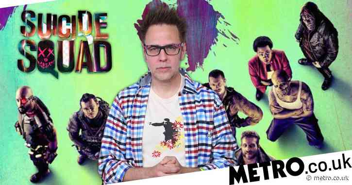 James Gunn given 'full freedom to kill anyone' as he teases major DC character deaths in The Suicide Squad