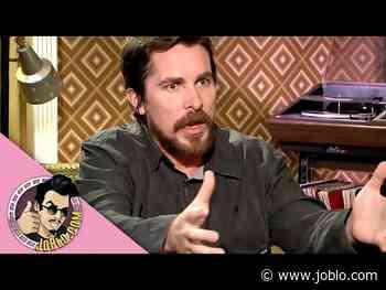 AMERICAN HUSTLE Interviews (2013) Christian Bale, Jeremy Renner, Christian Bale, David O. Russell - JoBlo.com
