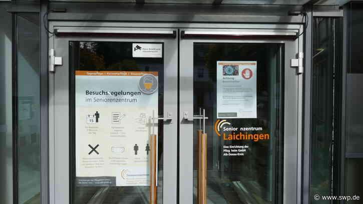Corona in Laichingen: Sechs Menschen im Pflegeheim gestorben, fünf in kritischem Zustand - SWP