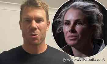 SAS Australia: David Warner praises wife Candice after her brutal interrogation