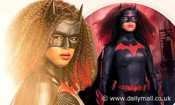 Batwoman Javicia Leslie wows while showing off the DC crime fighter's brand new look