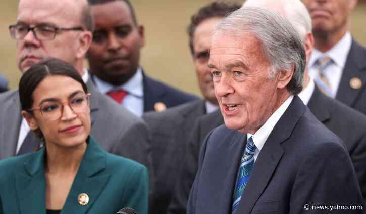 Senator Ed Markey Slams Judicial 'Originalism' as 'Racist,' 'Sexist,' and 'Homophobic'