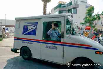 Haven't mailed your ballot yet? USPS recommends you do by Tuesday to make state deadlines