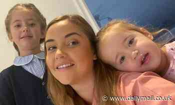 Jacqueline Jossa details juggling work with raising her daughters in candid parenting post