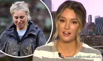 SAS Australia: Erin McNaught sides with Candice Warner in her feud with Roxy Jacenko