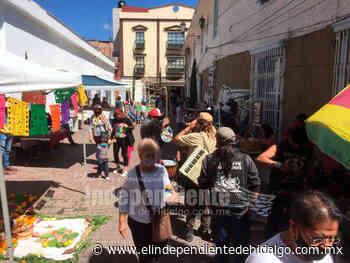 Realizan festival cultural en callejón Comonfort - Independiente de Hidalgo