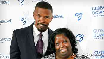 Jamie Foxx Pays Tribute After Sister DeOndra Dies at 36