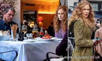 Hugh Grant's a plodder... but Nicole Kidman is a thriller: CHRISTOPHER STEVENS reviews The Undoing