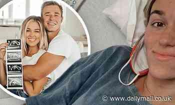 Pregnant Sadie Robertson 'fully recovered' from coronavirus battle