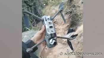 India Tembak Jatuh Quadcopter Pakistan, Dekat Perbatasan Jammu dan Kashmir - Serambinews.com