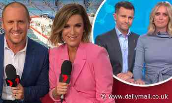 Seven's The Morning Show and Nine's Today Extra pulled in a rare TIE in recent rating figures
