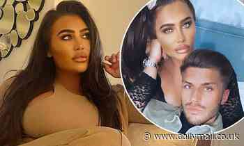 Lauren Goodger, 34, 'moves Charles Drury, 23, into her Essex home after dating for just 3 WEEKS'