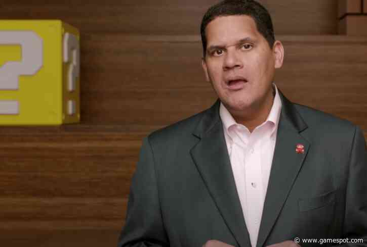 Former Nintendo Boss Reggie Fils-Aime Gets A New Job, And It's Completely Different