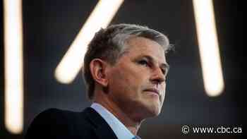 Andrew Wilkinson resigning as B.C. Liberal leader after worst party showing in decades