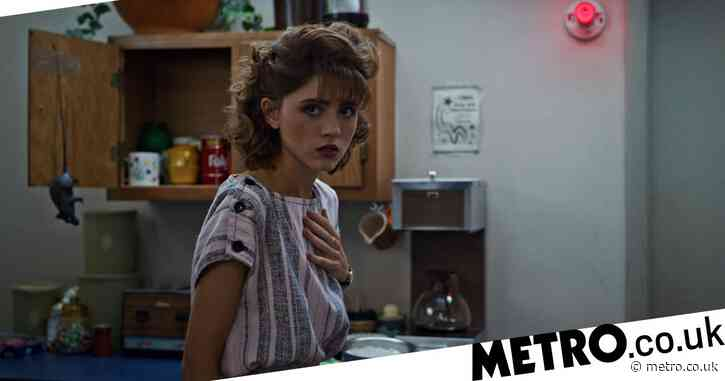 Stranger Things star Natalia Dyer teases season 4 as she promises 'it's going to be big'