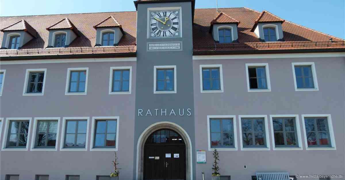 Maxhütte-Haidhof: Corona-Fall im Rathaus - Mittelbayerische