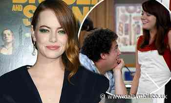 Emma Stone is set to reunite with the cast of Superbad to support Wisconsin Democrats