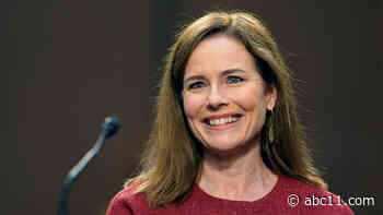 Amy Coney Barrett confirmed to Supreme Court in final Senate vote