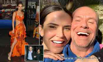 SEBASTIAN SHAKESPEARE: Wedding joy for reformed It-girl Sophie Anderton and her Count