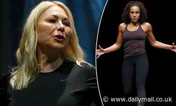 Kerri-Anne Kennerley begins rehearsals for Pippin at Sydney Lyric Theatre